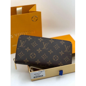 Кошелек LOUIS VUITTON MONOGRAM ZIPPY WALLET